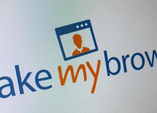 עיצוב לוגו ועיצוב אתר make my browser