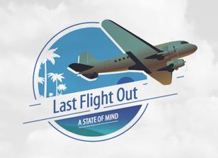 עיצוב לוגו עבור מותג בגדים last flight out