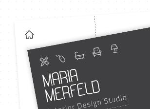 עיצוב ומיתוג מריה מרפלד - מעצבת פנים